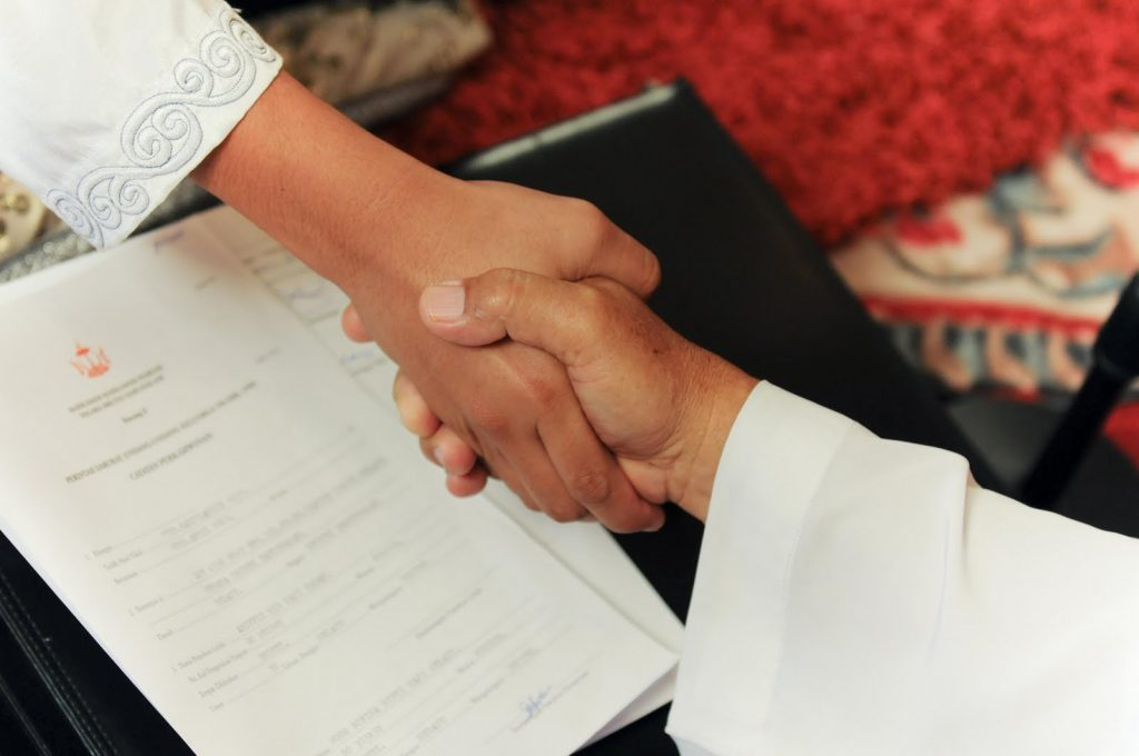 Cara Daftar Nikah Di Pejabat Agama Panduan Bagi Pasangan Bakal Berkahwin