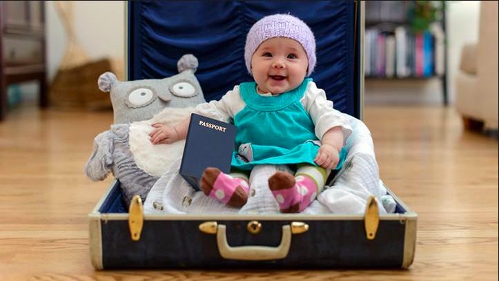 7 Tips Persediaan Sebelum Travel Dengan Si Kecil