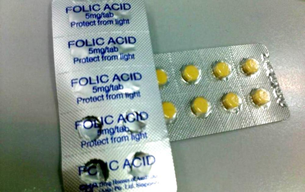 5 sebab jangan skip asid folik atau tukar suplemen