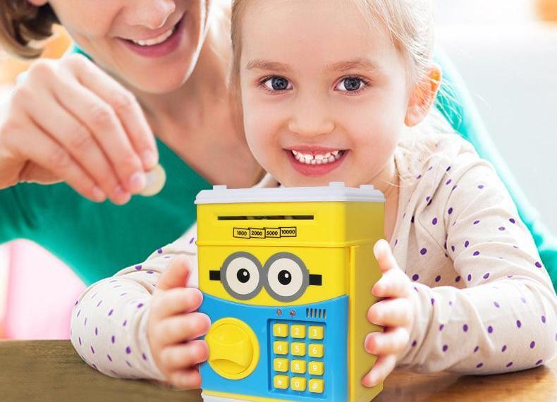 ajar anak menabung