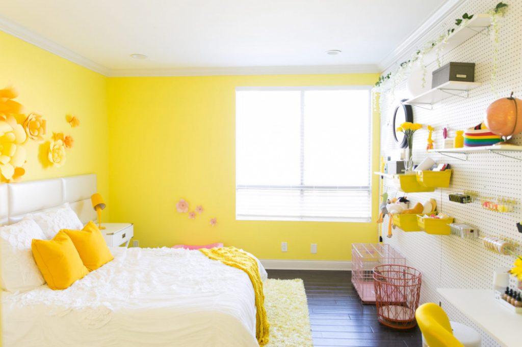 7 Cara Warna Cat Dinding Rumah Mempengaruhi Aura & 'Mood' Anda