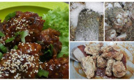 resepi ayam pedas korea